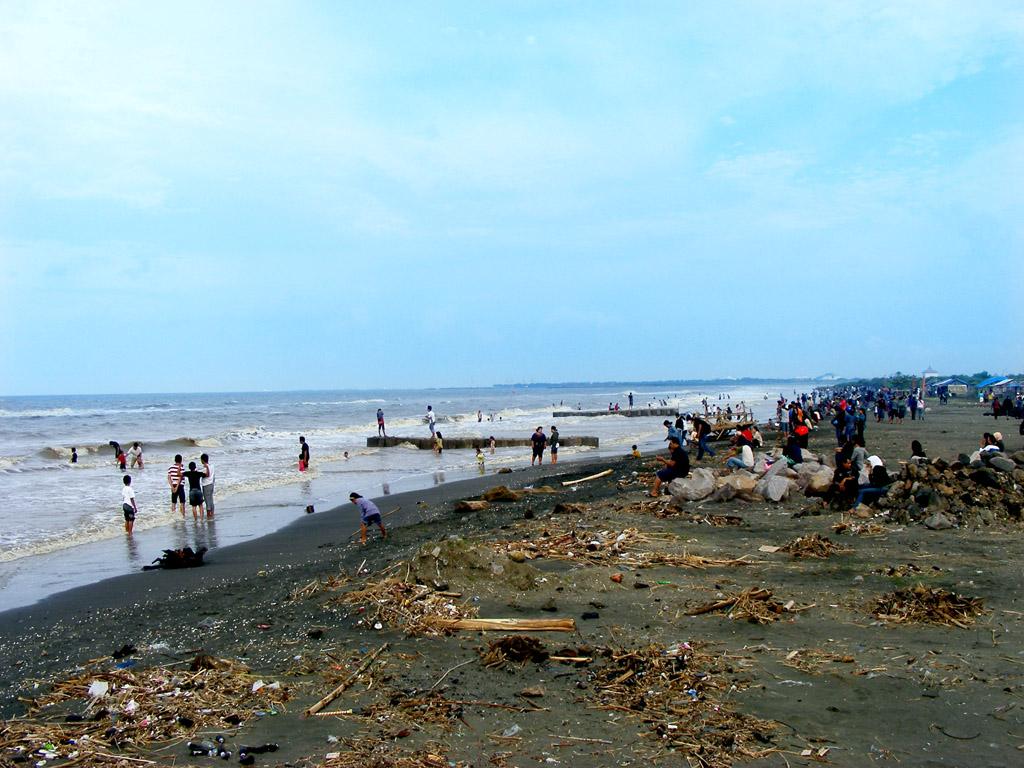 Maron, kerinduan wisata pantai Semarang  JalanJalan