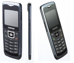 The slimest Samsung u100